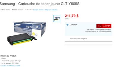 CLT-Y609S
